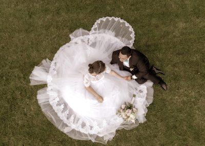 Сватба с Дрон